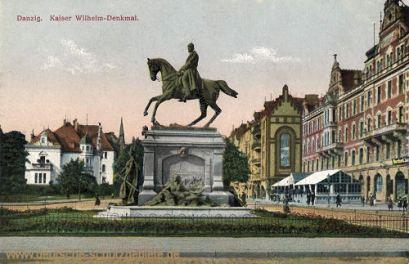 Danzig, Kaiser Wilhelm-Denkmal