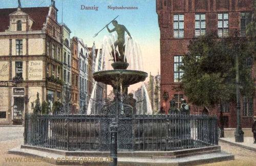 Danzig, Neptunbrunnen