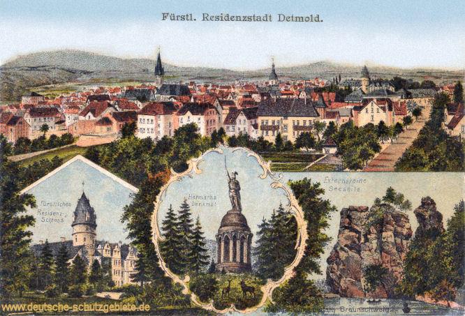 Fürstliche Residenzstadt Detmold