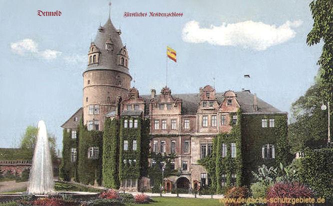 Detmold, Residenzschloss