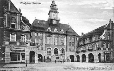 Deutsch-Eylau, Rathaus