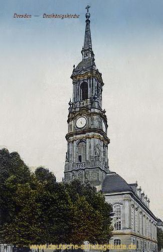 Dresden, Dreikönigskirche
