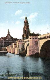 Dresden, Friedrich August-Brücke