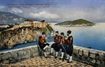 Ragusa, Insel Lacroma, Nationaltrachten