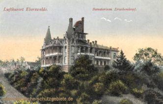 Eberswalde, Sanatorium Drachenkopf