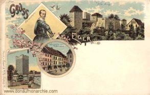Eger, Wallenstein