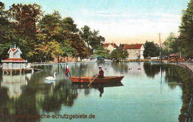 Eisenach, Prinzenteich