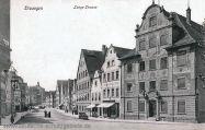 Ellwangen, Lange-Straße
