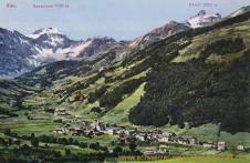 Elm, Hausstock 3160 m