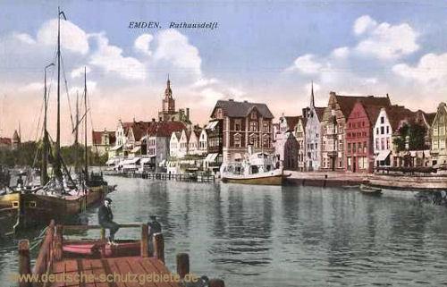 Emden, Rathausdelft
