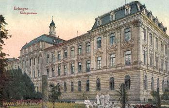 Erlangen, Kollegienhaus