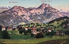 Filzbach, Leist-Kamm 2105 m