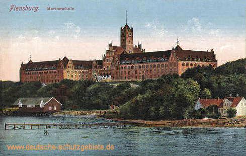 Flensburg, Marineschule