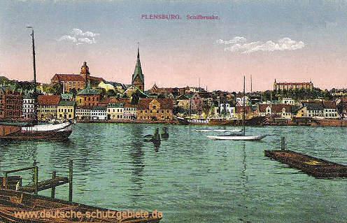 Flensburg, Schifbruske