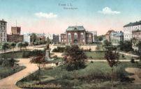 Forst i. L., Bismarckplatz