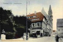 Friedland i. B., Reichenbergerstraße