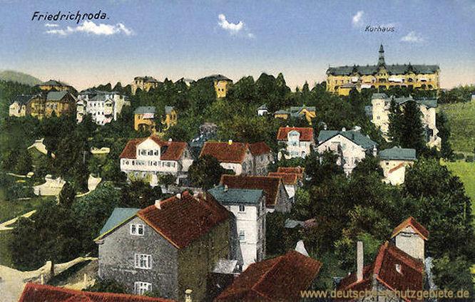 Friedrichroda, Kurhaus