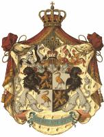 Fürstentum Reuß jüngere Linie, Wappen