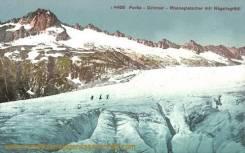 Furka - Grimsel - Rhonegletscher mit Nägelisgrätli