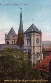 Genève, Cathédrale de Saint-Pierre