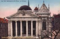 Genève, Cathédrale de St. Pierre Le Peristyle