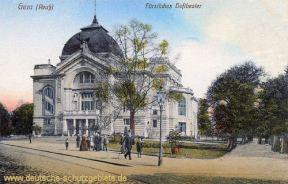Gera, Fürstliches Hoftheater