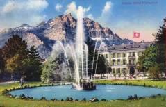 Glarus, Hotel Glarnerhof