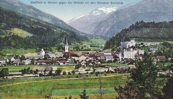 Gmünd in Kärnten, Maltatal