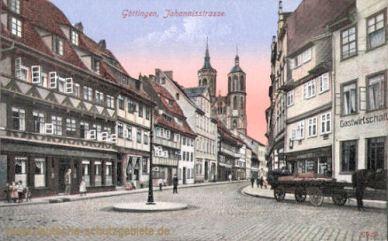 Göttingen, Johannisstraße