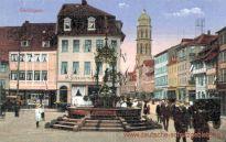 Göttingen, Markt