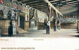 Göttingen, Rathaushalle