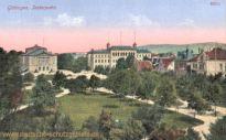 Göttingen, Theaterplatz