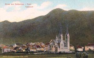Gottschee in Krain