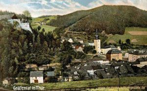 Gräfenthal in Thüringen