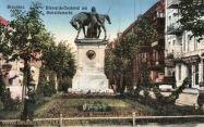 Graudenz, Bismarck-Denkmal am Getreidemarkt