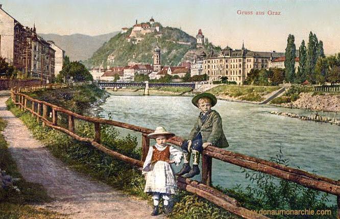 Gruß aus Graz