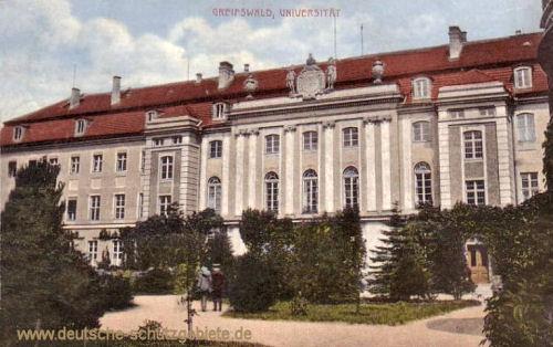 Greifswald, Universität