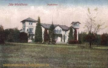 Ida-Waldhaus, Jagdschloss