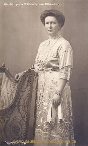 Großherzogin Elisabeth von Oldenburg