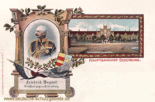 Großherzogtum Oldenburg, Großherzog Friedrich August
