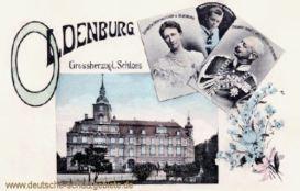 Großherzogtum Oldenburg, Großherzogliches Schloss