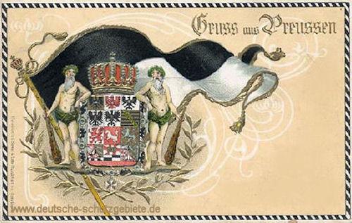 Gruß aus Preußen