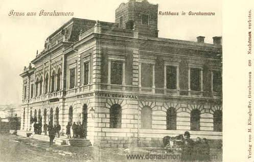 Gurahumora, Rathaus