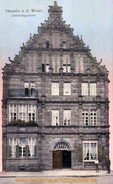 Hameln, Rattenfängerhaus