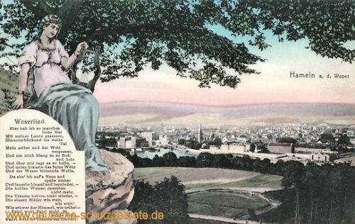 Hameln, Weserlied