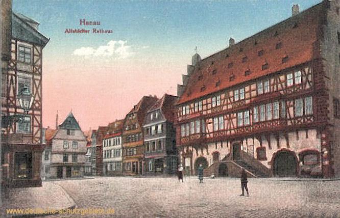 Hanau, Alstädter Rathaus