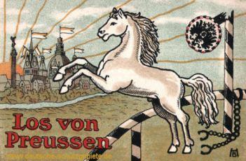 Hannover, Los von Preussen