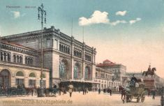 Hannover, Bahnhof