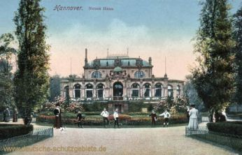Hannover, Neues Haus