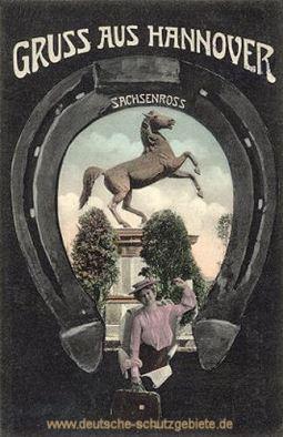 Hannover, Sachsenross